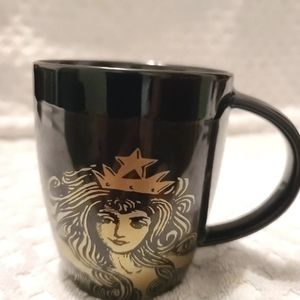 Starbucks Coffee Mug 2012 Siren Mermaid